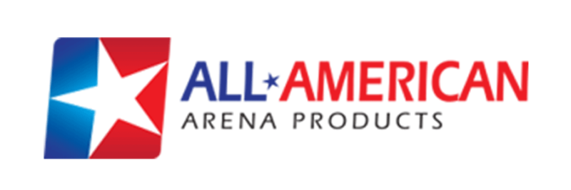 All American Arena Products Logo