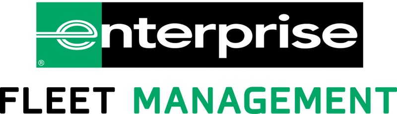 black and green rectangle with white text in the center that reads enterprise