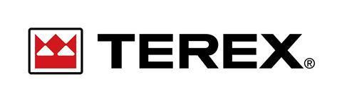 terex in black text