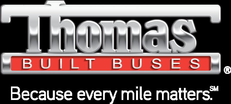 thomas built buses logo