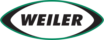 weiler in black text with a green oval around it